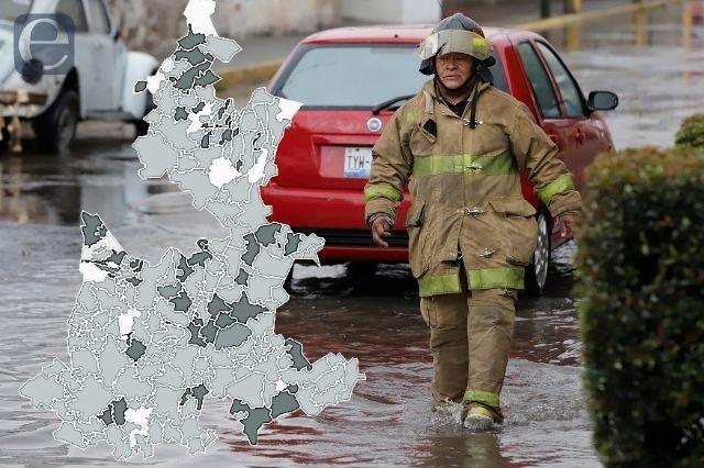 ¿Sabes si el huracán Grace pasará por tu municipio?