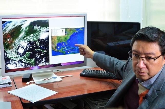 Intensidad de huracanes en el Atlántico no ha incrementado