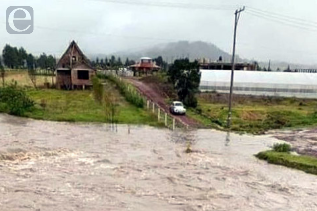 "Ocasiona ""Grace"" 7 muertes e inundaciones en Veracruz"