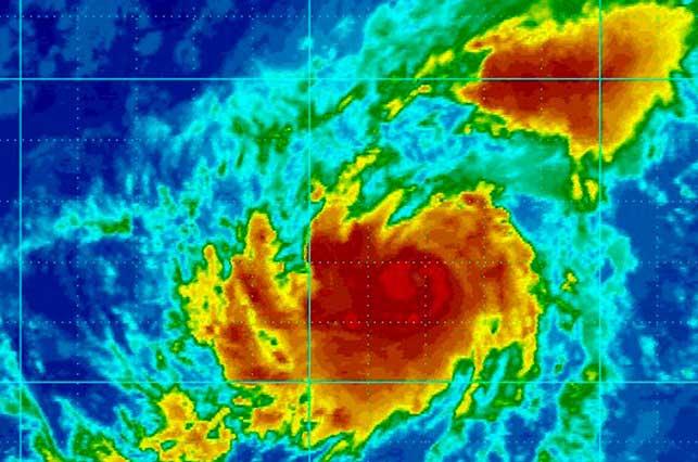 Se libra Campeche del huracán 'Irma', en… ¡Categoría 5!