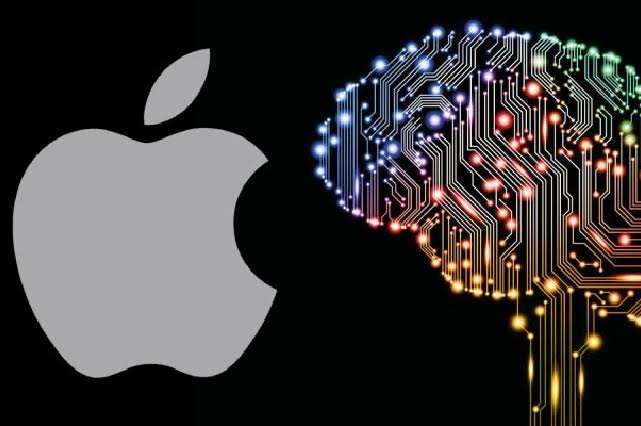 Apple se une a Facebook y Google en investigación de inteligencia artificial