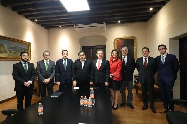 Iberdrola y Alquimara invierten en Puebla 235 mdd en energía