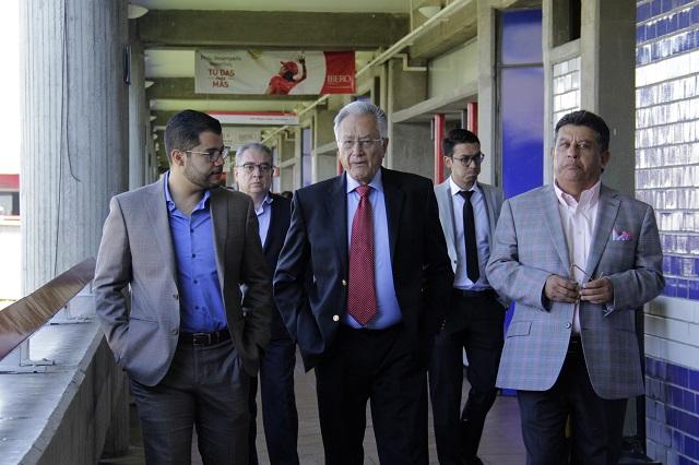 Minimiza Bartlett intereses de políticos poblanos en Morena