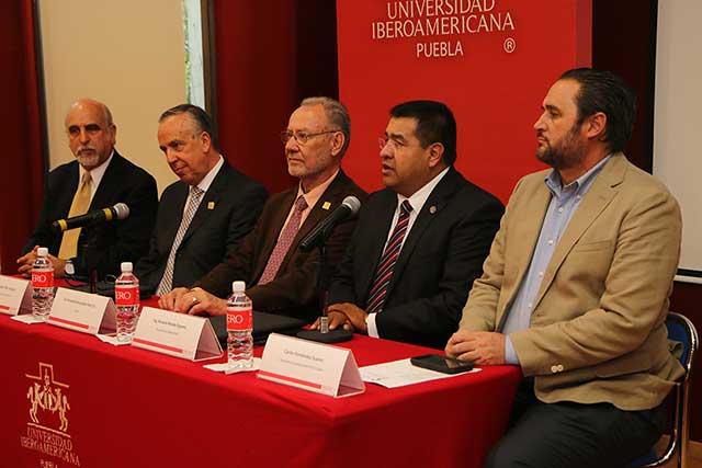 IBERO Puebla y CANACINTRA, juntos en proyectos tecnológicos innovadores