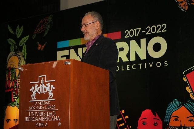 IBERO Puebla llevó a cabo una nueva edición de la Cátedra Entorno
