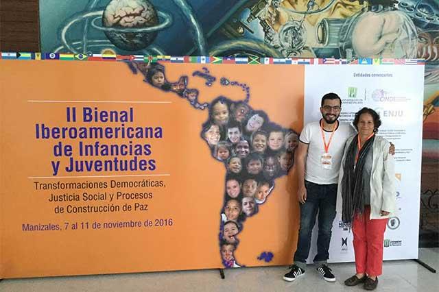 IBERO Puebla presente en II Bienal Iberoamericana Infancia y Juventud