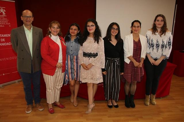 Reconoce Ibero Puebla el talento de jóvenes cuentistas