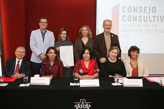 IBERO Puebla presenta Consejo de Licenciatura en Procesos Educativos