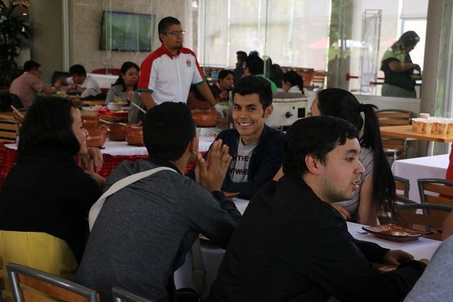 Recibió la Ibero Puebla a 21 estudiantes de la Universidad Javeriana de Cali