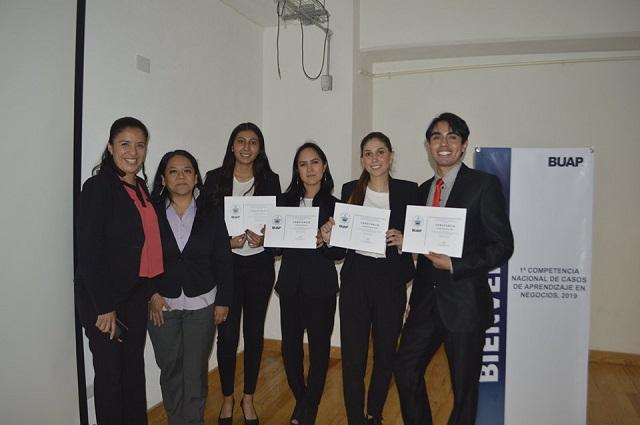 IBERO Puebla gana certamen nacional de negocios