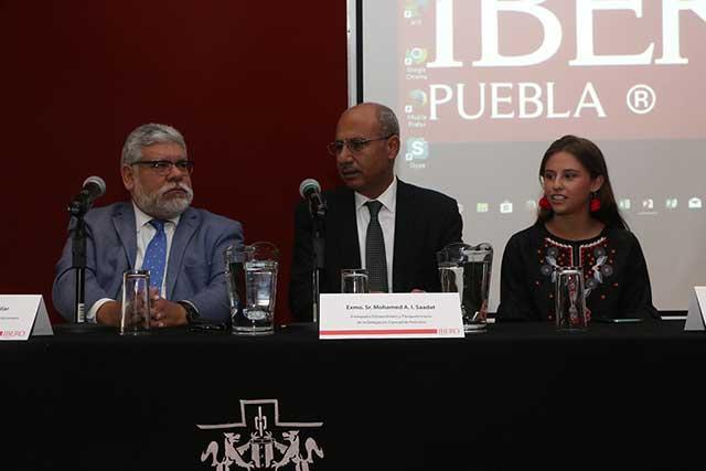 Solidaridad internacional, reto de la humanidad en crisis mundiales: Ibero