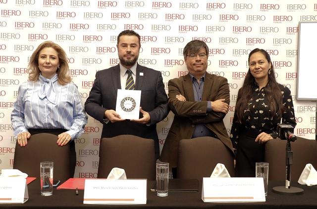 Ibero Puebla presenta agenda para atender necesidades del estado