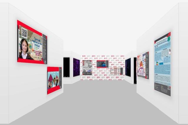 IBERO Puebla celebra logros estudiantiles en expo virtual