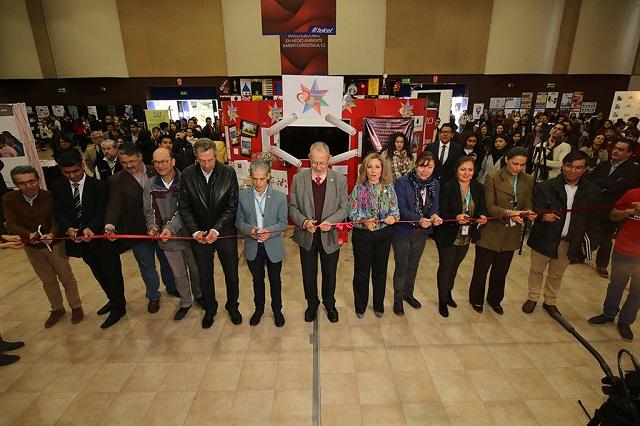 Innovación y compromiso social, eje de proyectos en Expo IBERO Otoño