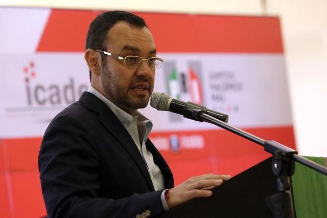 No se ve en el PRI trabajo para la unidad: Guillermo Deloya