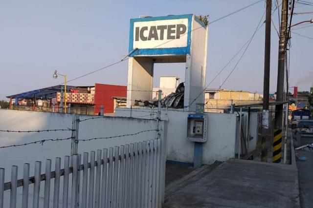 Acusan despidos injustificados en ICATEP de Teziutlán