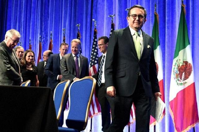 En mayo se sabrá si se concreta el Tratado de Libre Comercio: Guajardo
