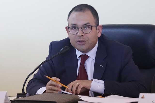 IEE envía al Congreso proyecto de presupuesto para 2018