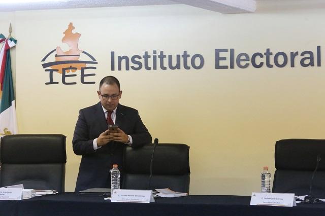 Exburócratas morenovallistas y del INE van por presidencia de IEE