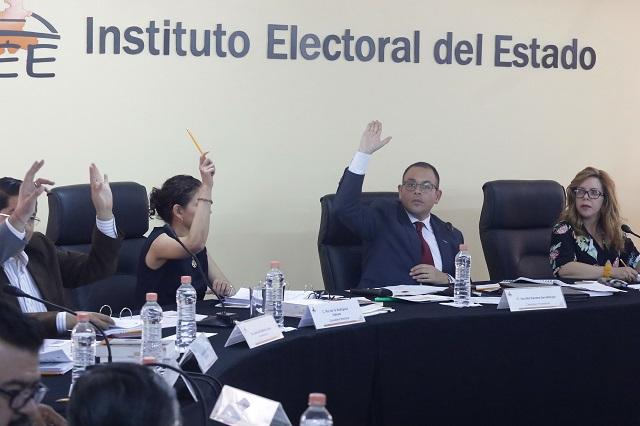 Acusan partidos a Morena de adelantar selección de candidatos