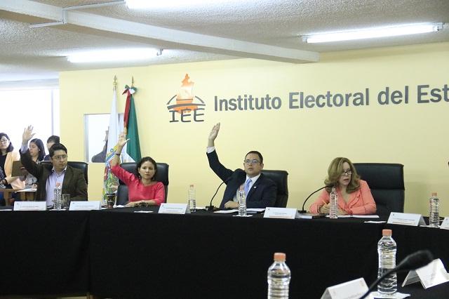 Ayuntamiento de Puebla e IEE fomentan legalidad electoral