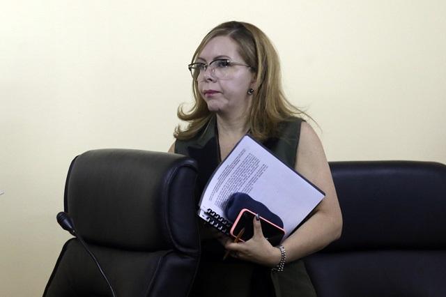 Dalhel Lara dejaría Secretaría Ejecutiva del IEE el jueves