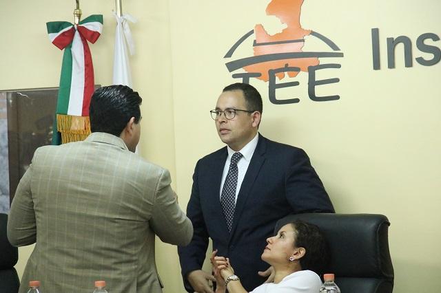 No hubo robo de paquetes electorales en Libres, concluye presidente IEE