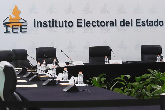 Nadie confía en el IEE; consejeros deben renunciar, demanda Biestro