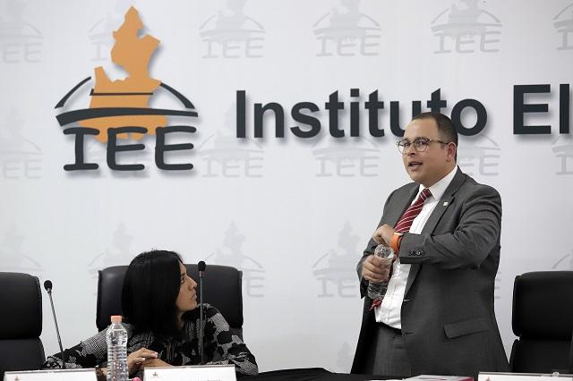 Transferirá IEE 302 mdp al INE para organizar elección en Puebla