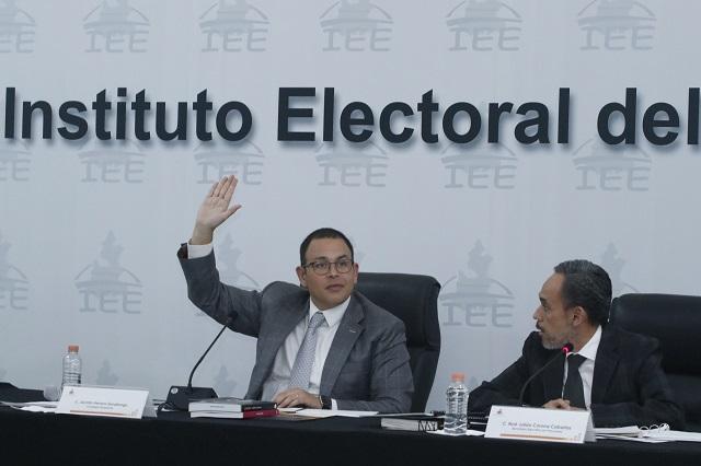 IEE ratifica registro del PSI tras revisar su militancia