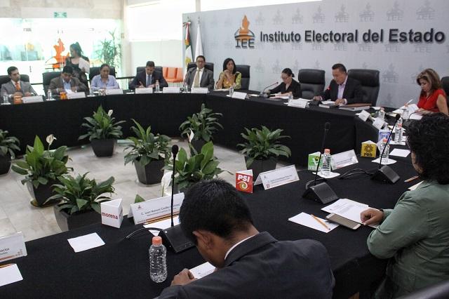 INE corrige y el presidente de IEE en Puebla estará 2 años y no 7
