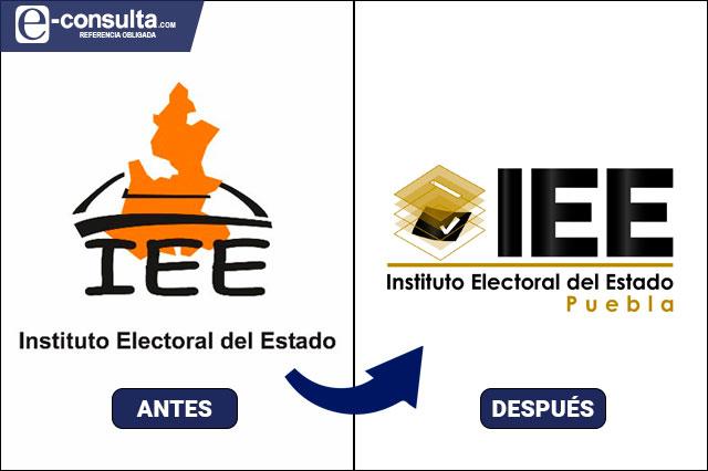Opta IEE por dorado en su imagen tras protestas de partidos