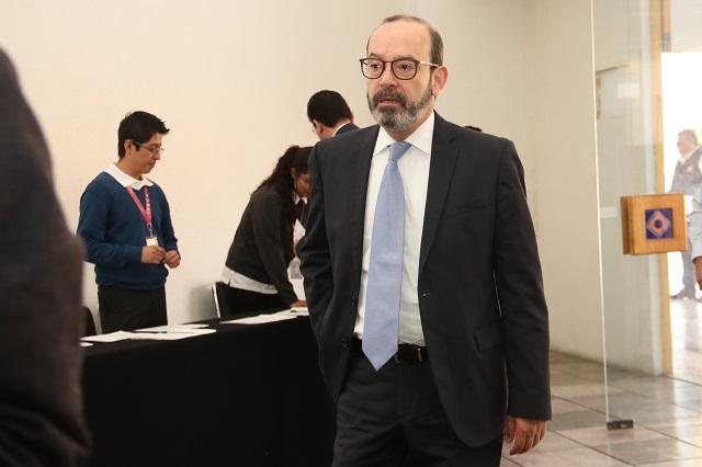 Ex vocal ejecutivo volverá al INE Puebla luego de la elección