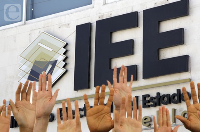 Comparecerán ante el INE 12 aspirantes a 3 consejerías del IEE