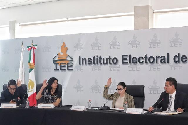 Sólo quedan 7 finalistas para la presidencia del IEE en Puebla