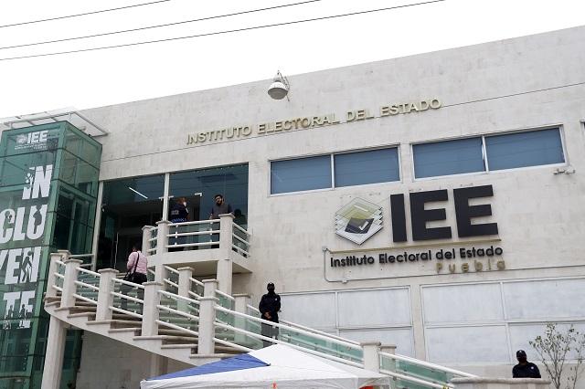Designará INE a 3 consejeros del IEE Puebla para 7 años