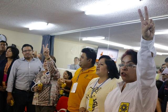 Deja el IEE al PRD sin dinero para la campaña electoral