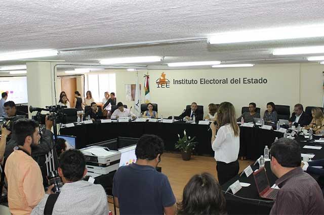 IEE realiza quinto simulacro del PREP para comicios en Puebla