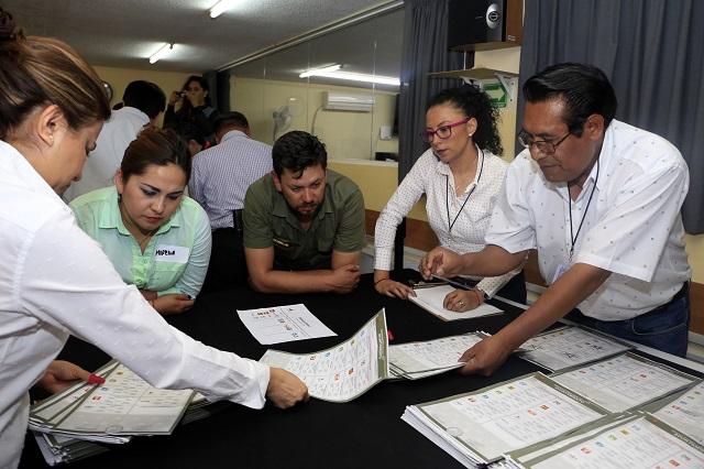 Ordena TEPJF recuento de votos de elección de Chiconcuautla
