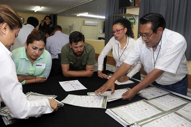 IEE podría revisar elección a diputado local en Huauchinango