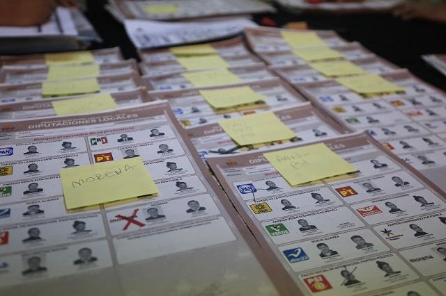 Recuento, primer paso para anular elección, dice investigador Ibero
