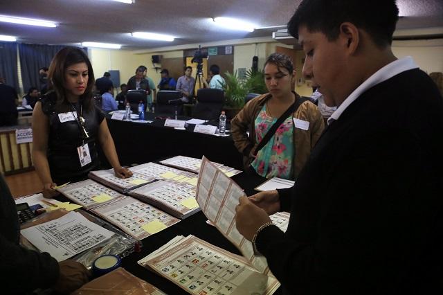 Votos a gobernador superan a los de diputados, en distritos: PREP