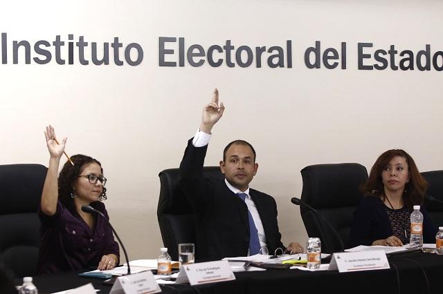 No toca al OPLE reformar código electoral: Herrera