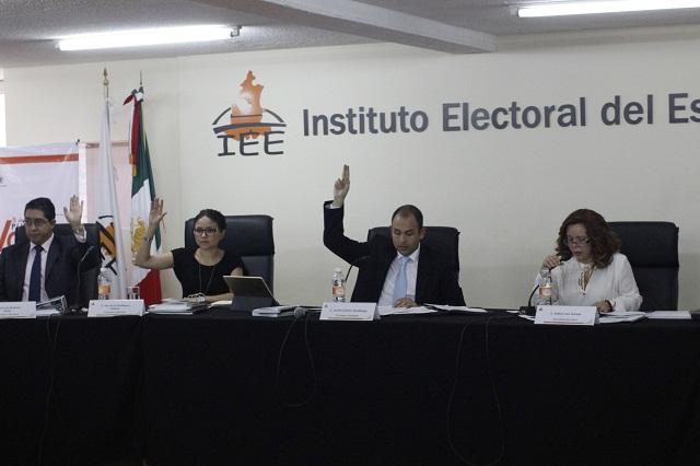 Crea IEE Oficialía Electoral para vigilar equidad en comicios