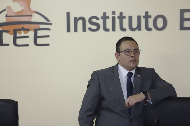 IEE atiende plazo de TEPJF y remite informe de impugnación
