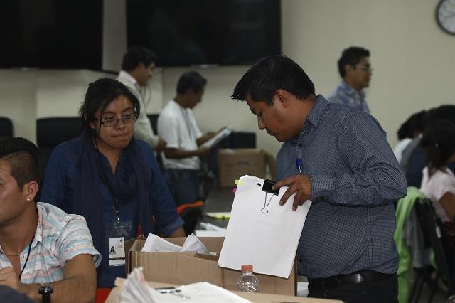 Inicia IEE proceso de validación de cédulas de apoyo ciudadano