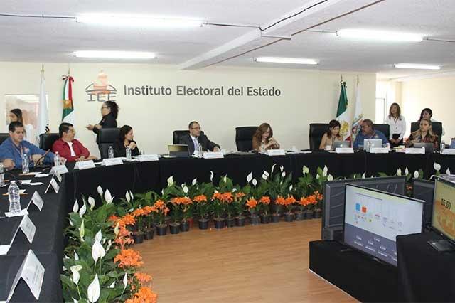 Concluye sesión permanente de seguimiento a la Jornada Electoral