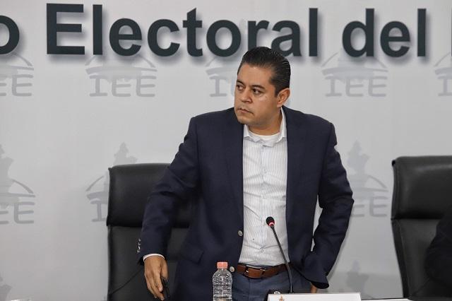 Quiere IEE regular asambleas y mítines de campaña por Covid