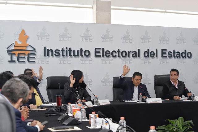 Por violencia política se podría destituir a consejeros de IEE