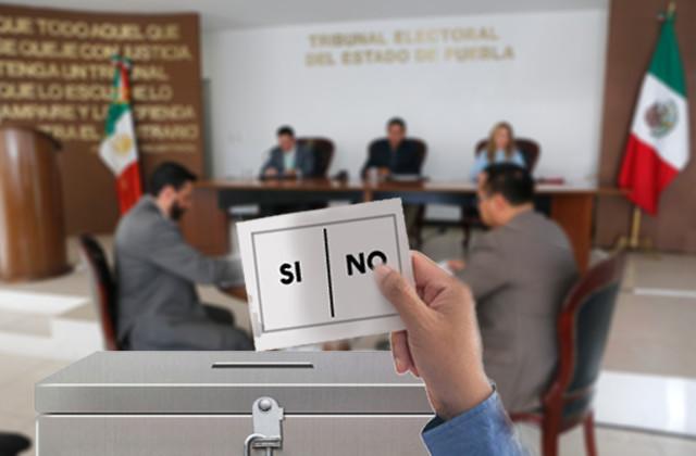 Van 5 juntas auxiliares en Puebla por nuevas elecciones